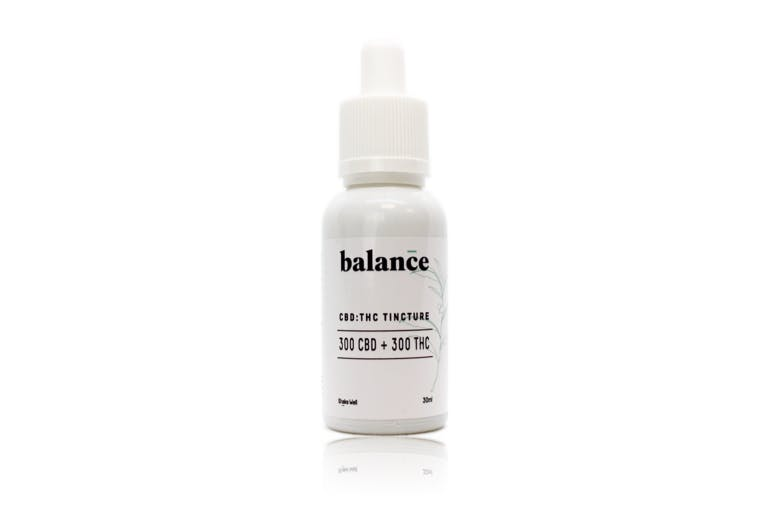Balance 300mg CBD 300mg THC