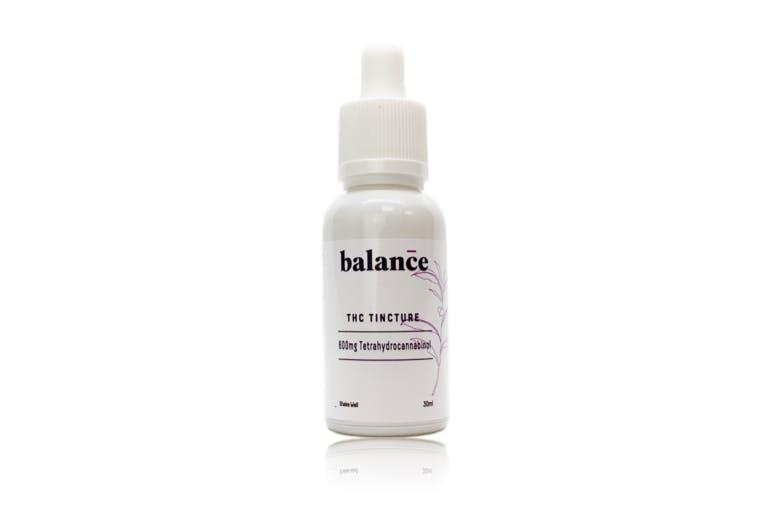 Balance 600mg THC Tincture
