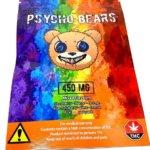 Psycho Bear 450mg