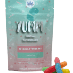 Yumm - WIGGLY WORMS 500MG - Indica